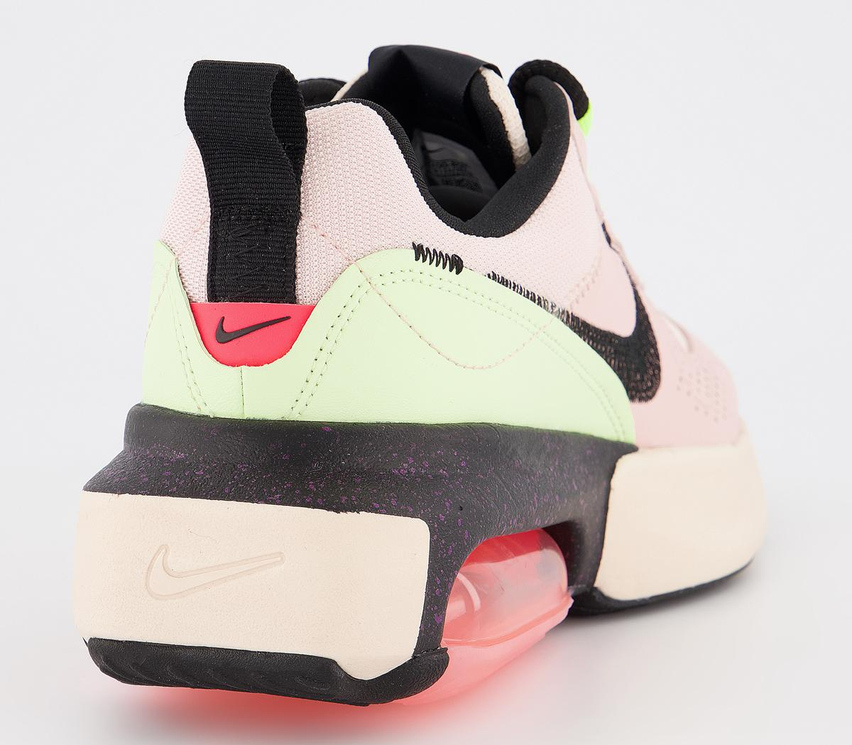 Nike Air Max Verona Trainers Unisex Trainers Guava Ice Black Barely Volt Crimson Tint 3870208061