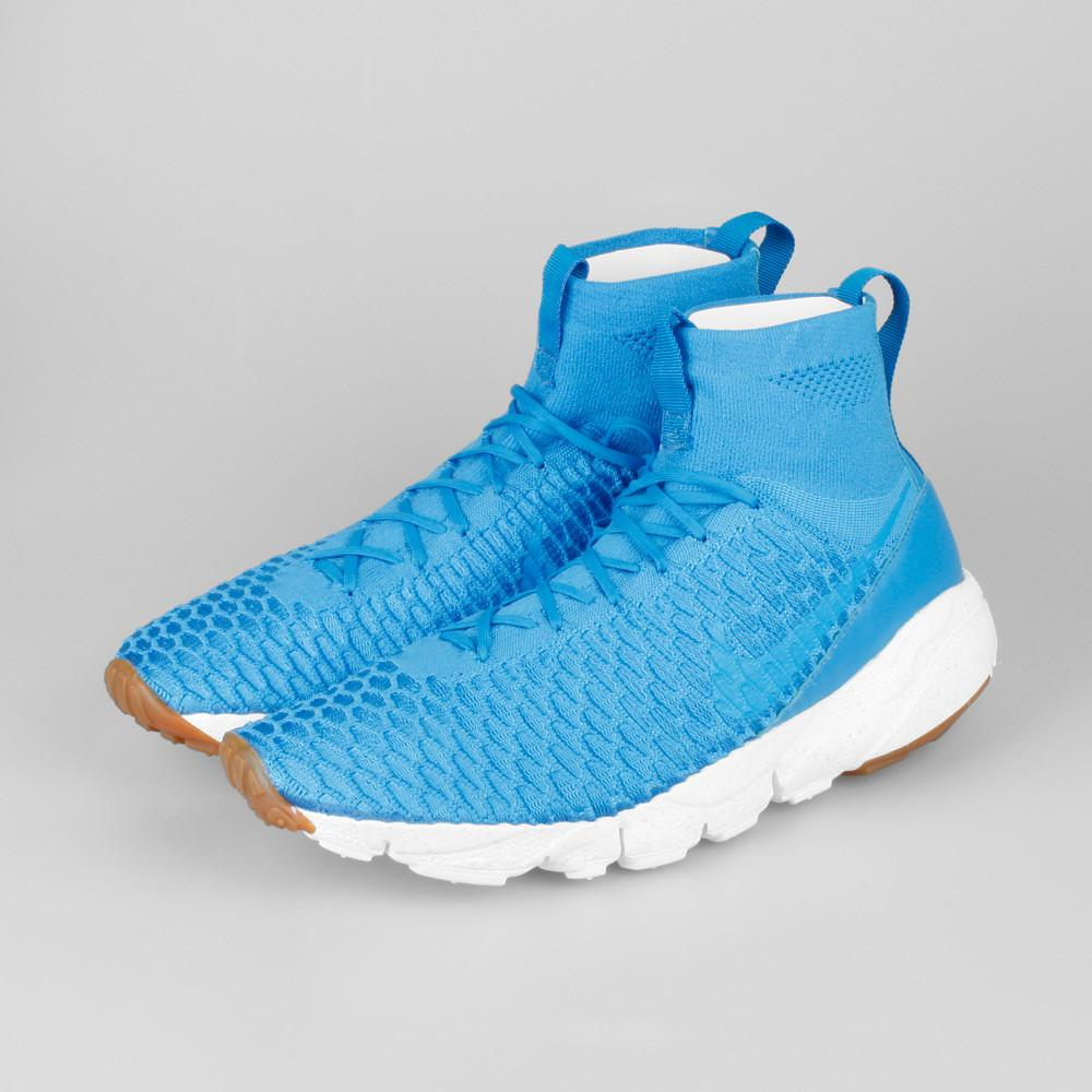 NIKE AIR FOOTSCAPE MAGISTA SP PHOTO BLUE Unisex Running Shoes PHOTO BLUE/SUMMIT WHITE 652960-441