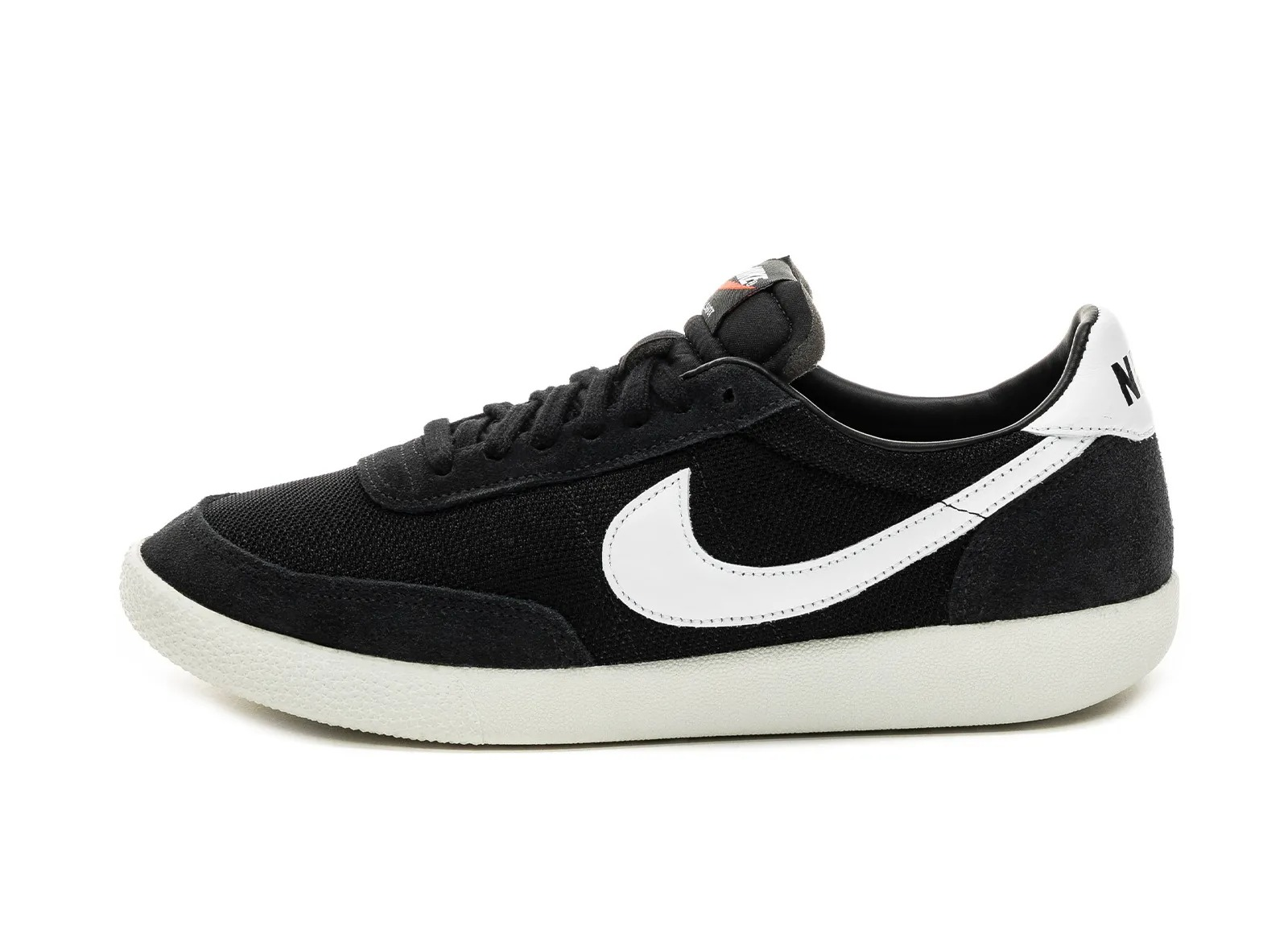 "Running NIKE KILLSHOT OG ""BLACK"" unisex Black / White / Sail / Team Orange DC7627 001"