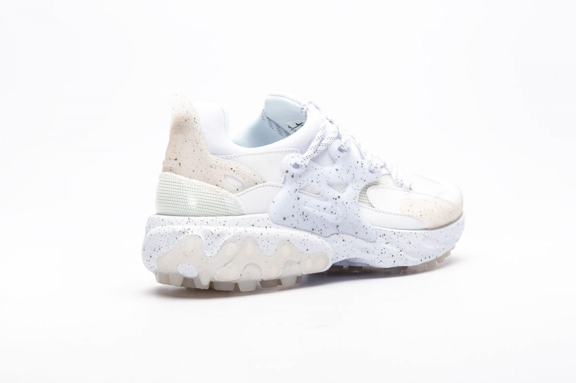 Cheap Website Women Nike React Presto / Undercover QS Running White / Black - White CU3459-100 Ship International